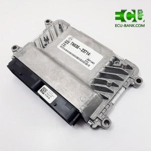 یونیت کنترل موتور ، ایسیو پراید (شبکه CR3)، برند کروز