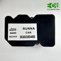 واحد الکترونیکی ترمز ای بی اس، ABS خودرو رانا MGH60 برند MANDO