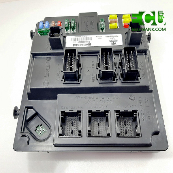 یونیت الکترونیکی CCN سمند (8 سوکت)، برند Continental