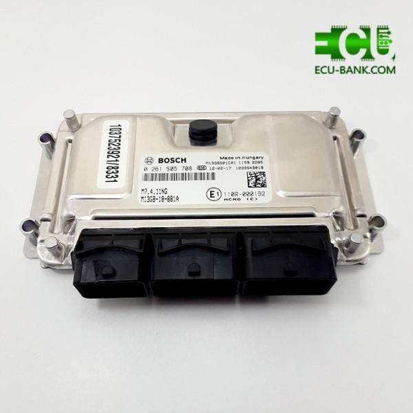 یونیت کنترل موتور، ایسیو (ECU)  پراید دوگانه M7.4.11NG ، برند Bosch
