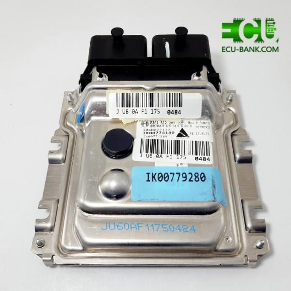 یونیت کنترل موتور، ایسیو بوش ME17.9.71 پژو 405، برند BOSCH