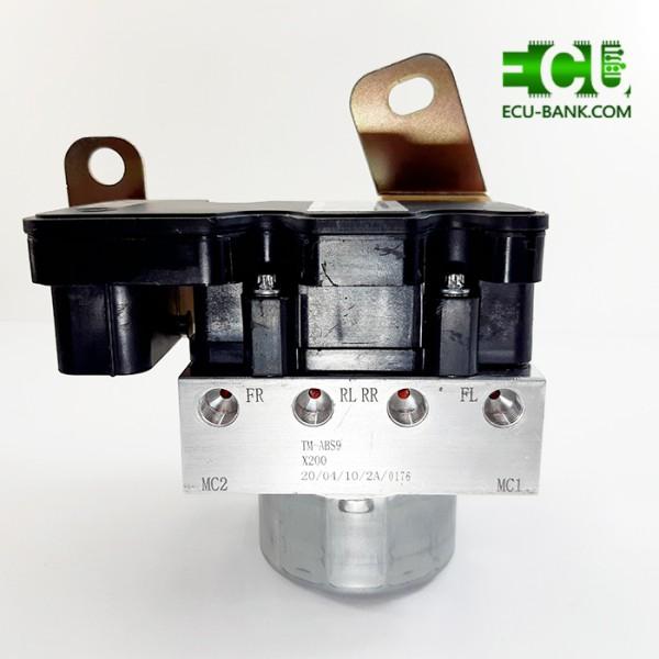 یونیت الکترونیکی ای بی اس ABS (موتور طوسی کوتاه) پراید ، برند Bosch