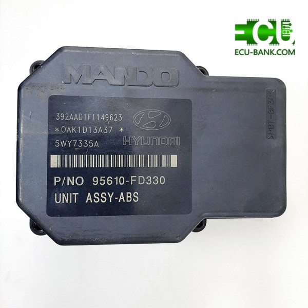 بلوک کامل ABS موتور مشکی 4*4 ریو ، برند Mando