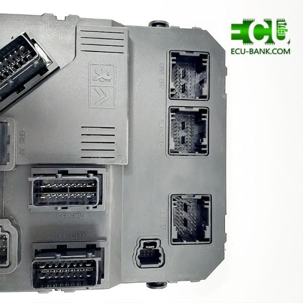 واحد کنترل الکترونیکی مرکزی (BSI) پژو 206 فرانسوی ، برند SIEMENS